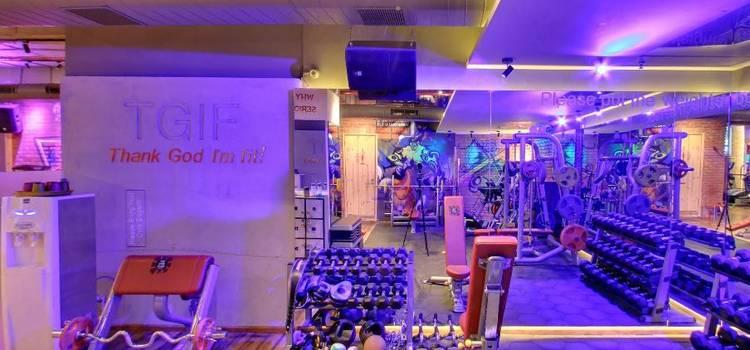 The Gym Club-Gurgaon Sector 49-4031.JPG
