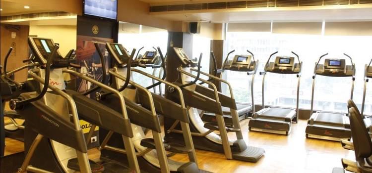 Gold's Gym-New Raj Nagar-3826.JPG